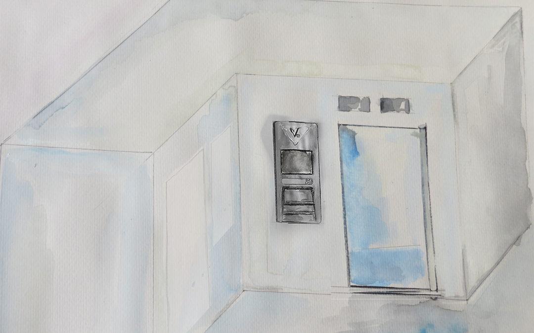 Kältekammer Vaultz V3 corner